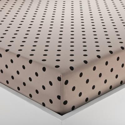 blanc drap housse satin manoir des vosge s 2 coloris. Black Bedroom Furniture Sets. Home Design Ideas