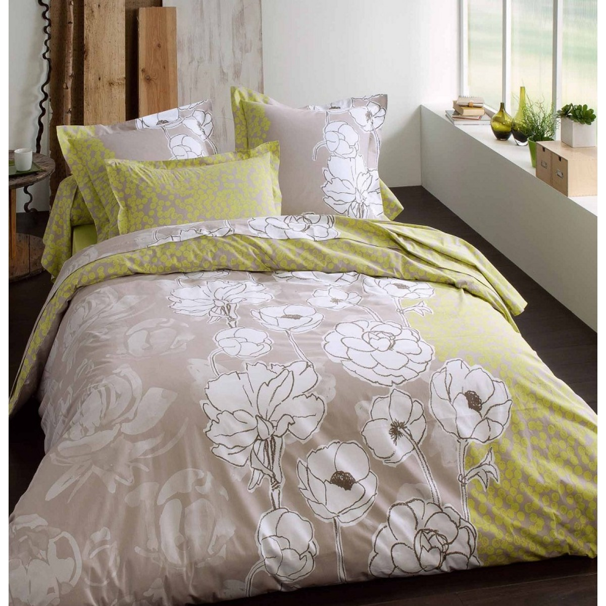 tradilinge linge de lit hdc 200x200 uefa aerial. Black Bedroom Furniture Sets. Home Design Ideas
