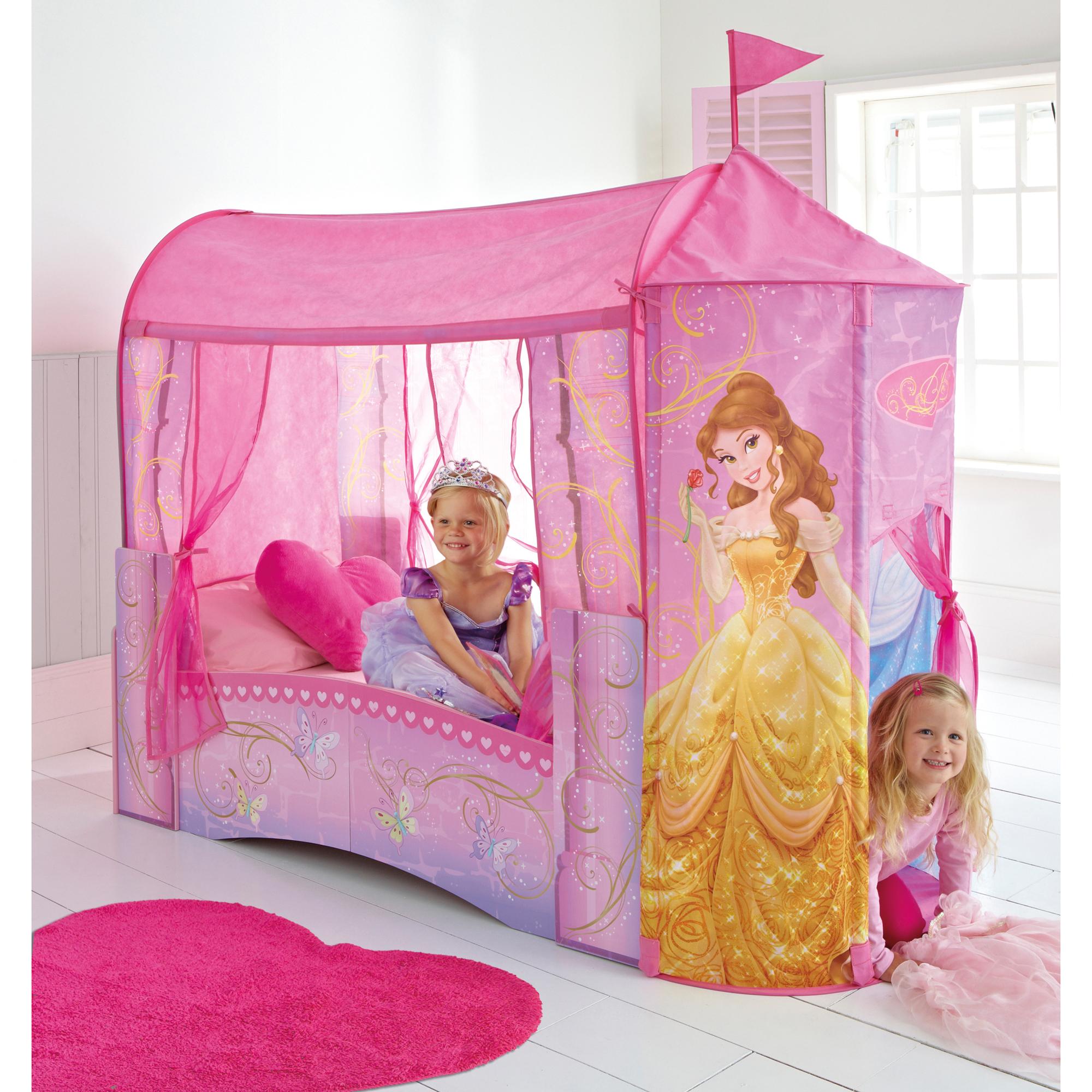 Disney Lit Château Princesse