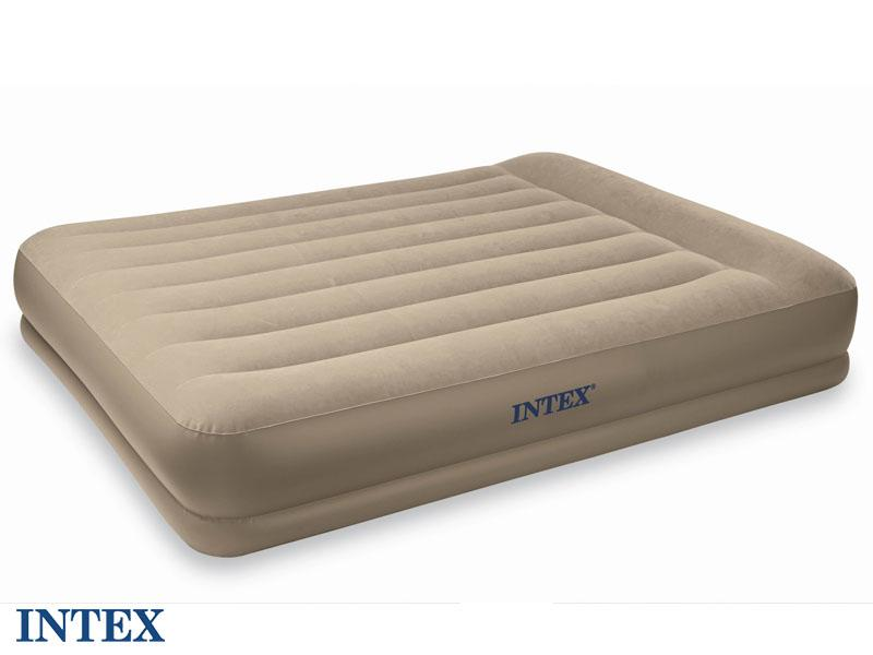 Intex matelas gonflable mide rise 2 places cat gorie for Intex matelas gonflable electrique