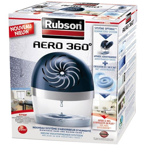 Rubson absorbeur aero 360 20 m 1 recharge - Aero 360 rubson ...