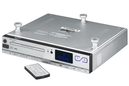 Soundmaster radio de cuisine ur2160 avec lecteur cd et usbsil for Radio de cuisine