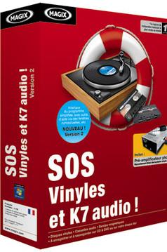 magix sos vinyles et cassettes audio 2 win. Black Bedroom Furniture Sets. Home Design Ideas