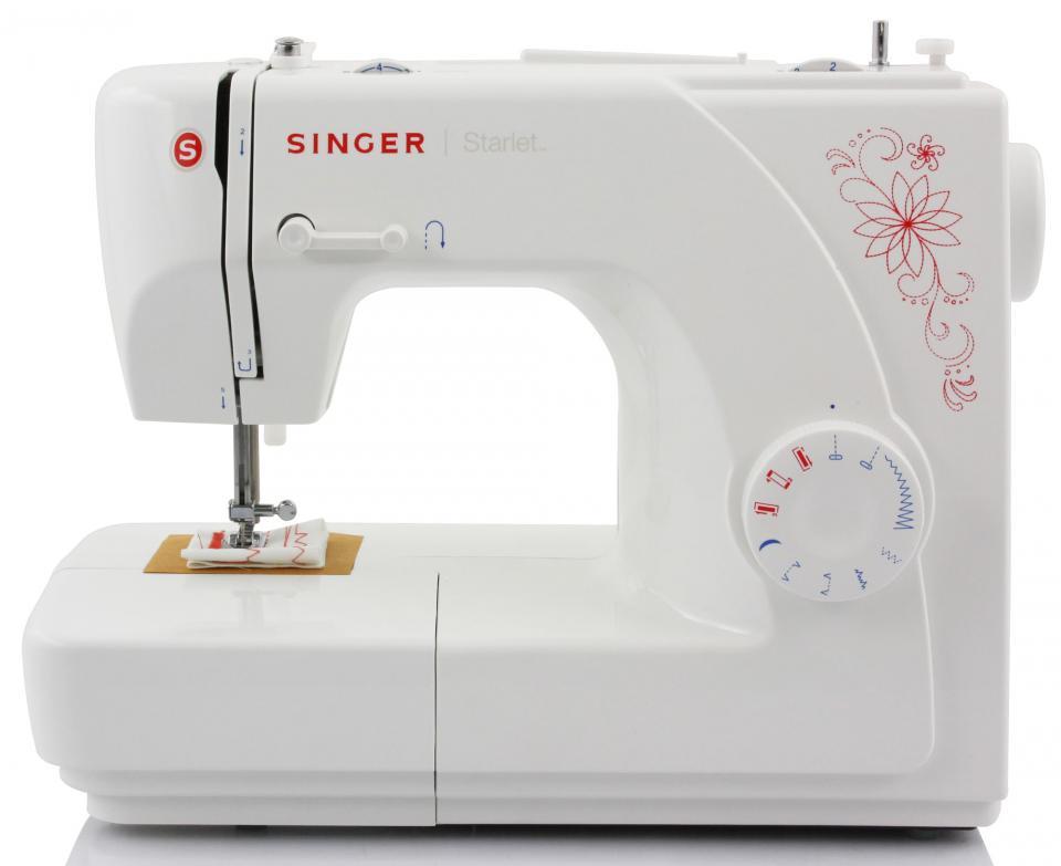 singer machine coudre mc starlet. Black Bedroom Furniture Sets. Home Design Ideas