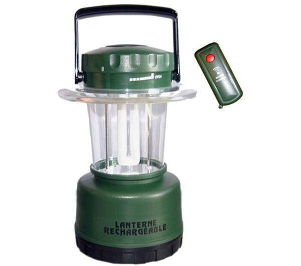 Xanlite c lanterne rechargeable ru811pa for Lampe jardin rechargeable