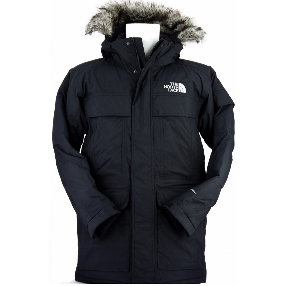 the doudoune north face mcmurdo parka toa8xzjk3 noir. Black Bedroom Furniture Sets. Home Design Ideas