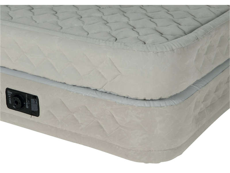 intex matelas gonflable 2 personnes cat gorie matelas de camping. Black Bedroom Furniture Sets. Home Design Ideas
