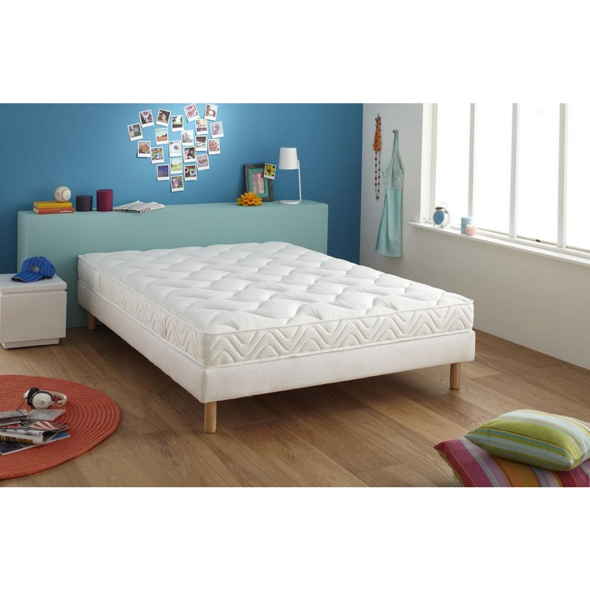 matelas latex 140x190 soldes matelas 2017. Black Bedroom Furniture Sets. Home Design Ideas