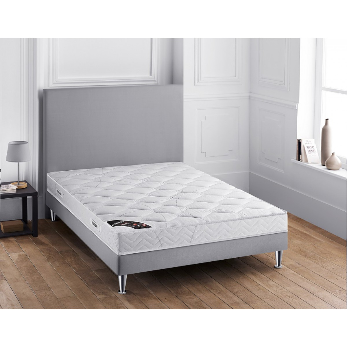 pirelli dunlopillo matelas physial b 120x190 latex. Black Bedroom Furniture Sets. Home Design Ideas