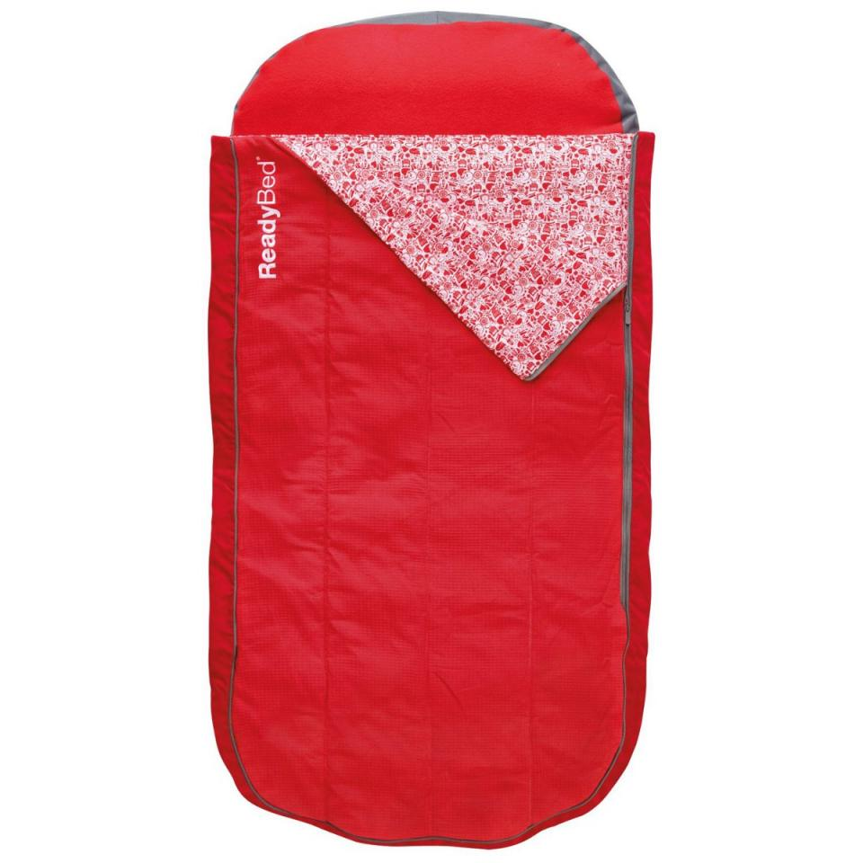 Terre cat gorie sacs de couchage enfants - Matelas gonflable duvet integre ...