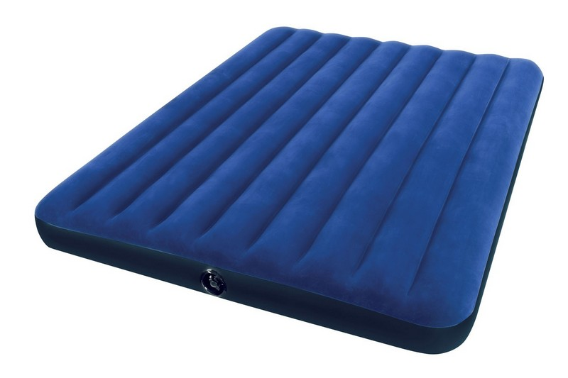 Intex cmatelas gonflable 2 places downy classic xl - Matelas gonflable intex 2 places ...