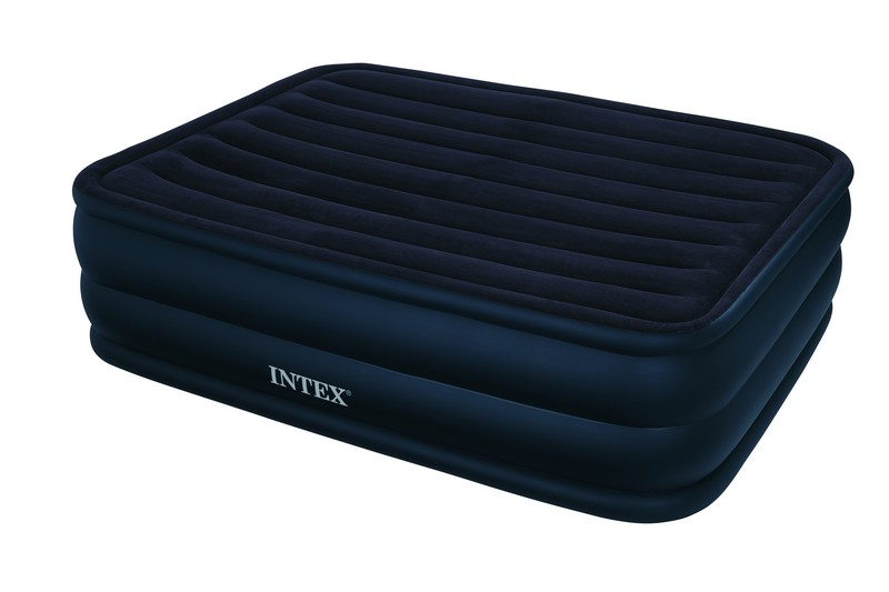 intex cmatelas pneumatique r hauss. Black Bedroom Furniture Sets. Home Design Ideas