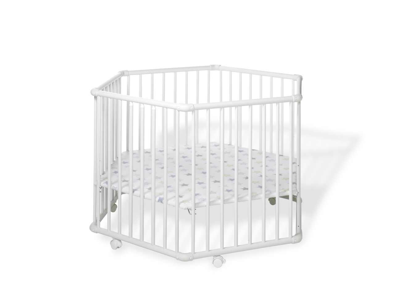 geuther petit lit de parc pour parc 102x102 cm 2234lb. Black Bedroom Furniture Sets. Home Design Ideas