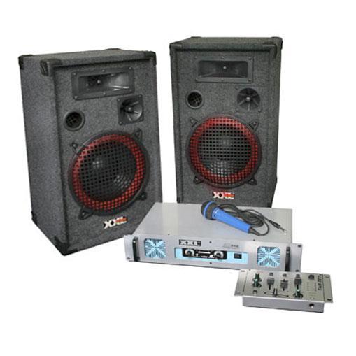 ibiza pack sono dj dj300 cat gorie sonorisation. Black Bedroom Furniture Sets. Home Design Ideas