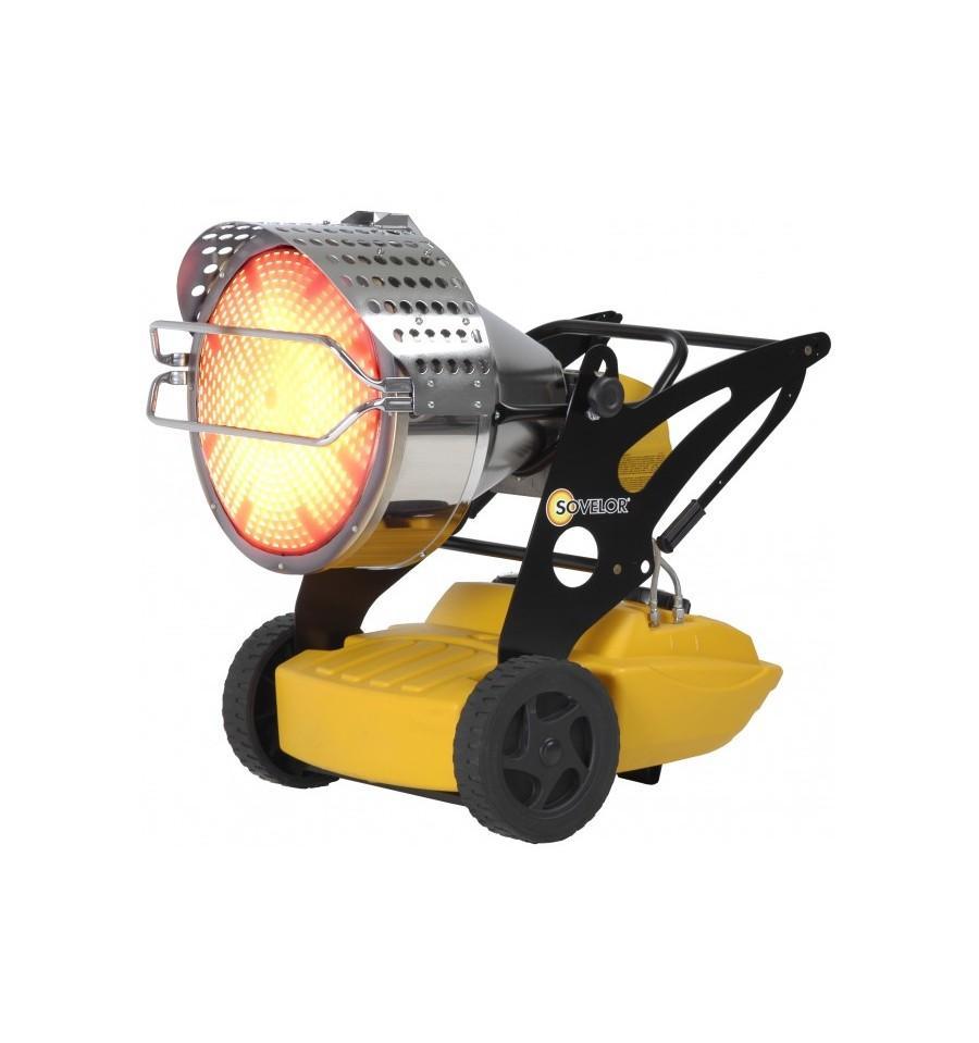 sovelor chauffage mobile radiant au fuel flash 2. Black Bedroom Furniture Sets. Home Design Ideas