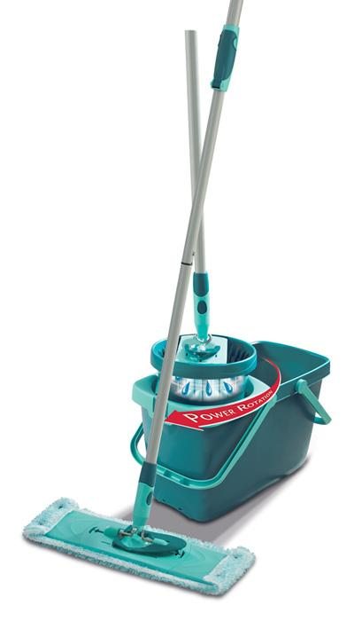 Leifheit seau balai 52014 clean twist system cat gorie for Leifheit 59101 chariot de nettoyage professionnel