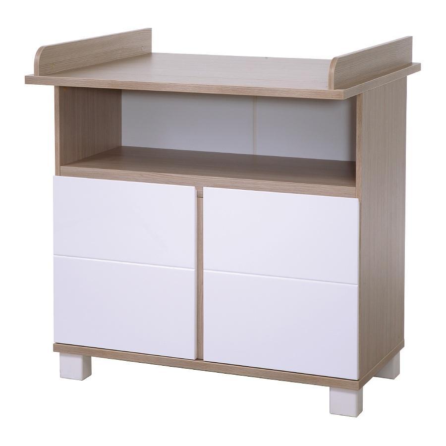 Meuble A Langer Blanc Maison Design