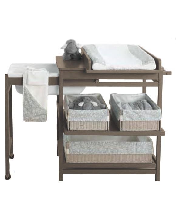 Catgorie meubles langer page 3 du guide et comparateur d 39 achat for Meuble baignoire bebe