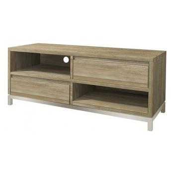 zago meuble tv ch ne 2 portes coulissantes hampton. Black Bedroom Furniture Sets. Home Design Ideas