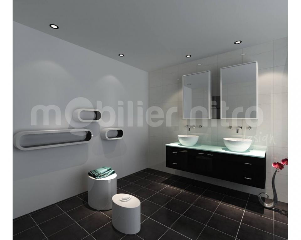 Salle blanche guide d 39 achat for Mobilier salle bain