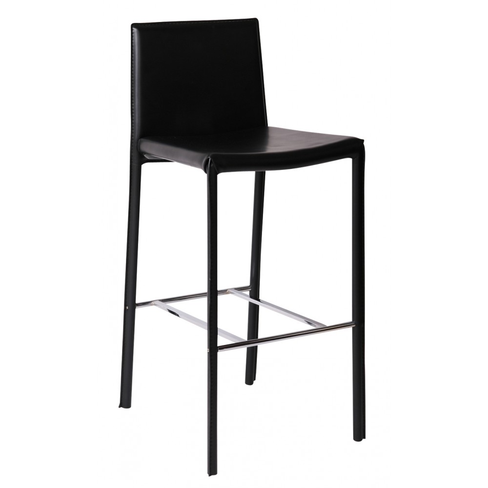 id chaises de bar camille noir lot de 4 clik. Black Bedroom Furniture Sets. Home Design Ideas