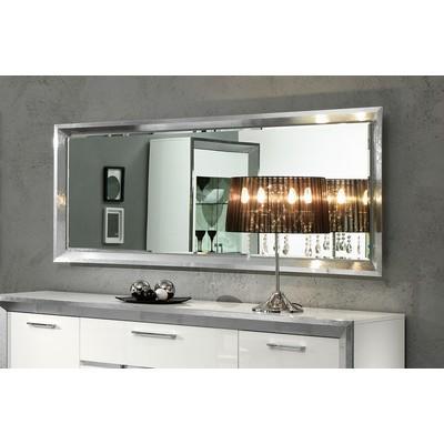 Miroir guide d 39 achat for Miroir contour argent
