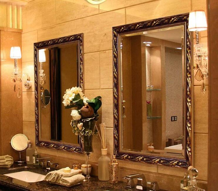 Catgorie miroir du guide et comparateur d 39 achat - Salle de bain rectangulaire ...