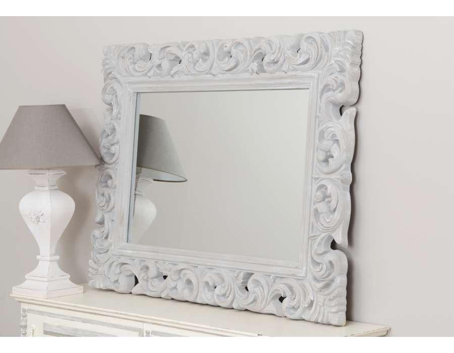 Cat gorie miroir page 2 du guide et comparateur d 39 achat for Miroir baroque conforama