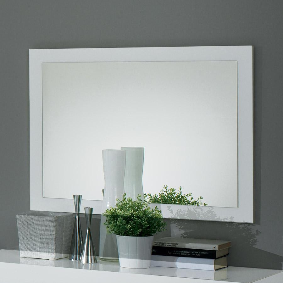 Cat gorie miroir page 2 du guide et comparateur d 39 achat for Grand miroir mural blanc laque