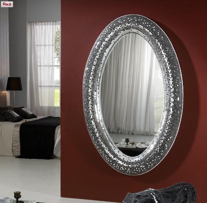 Miroir guide d 39 achat for Miroir design noir