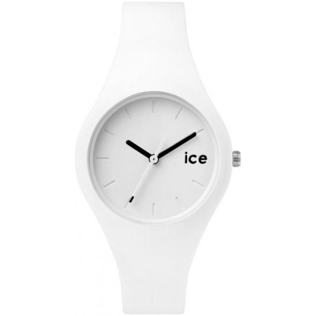 ice montre watch wess14 watch blanc. Black Bedroom Furniture Sets. Home Design Ideas