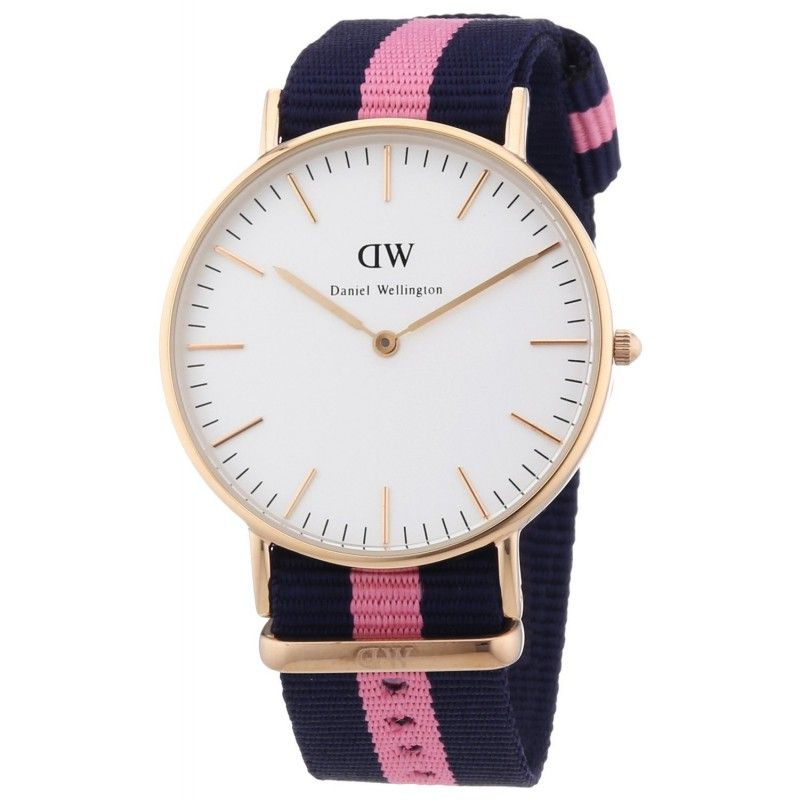 daniel wellington classic canterbury montre or rose catgorie montres femmes. Black Bedroom Furniture Sets. Home Design Ideas