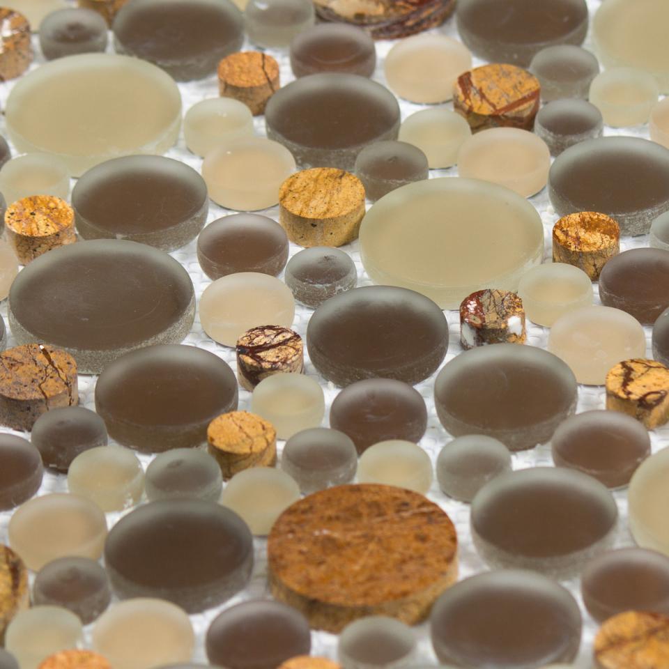 Catgorie mosaques du guide et comparateur d 39 achat for Galets plats decoratifs
