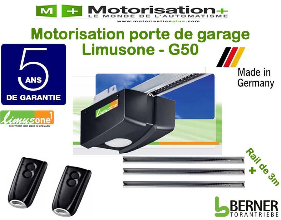 Porte garage guide d 39 achat for Limus one g70 motorisation porte de garage