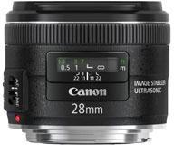 CANON 28mm f 2 8 IS USM