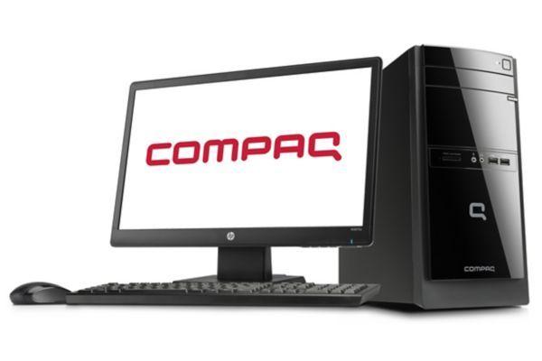 Compaq 100 325nfm g9c01ea - Ordinateur de bureau compaq ...