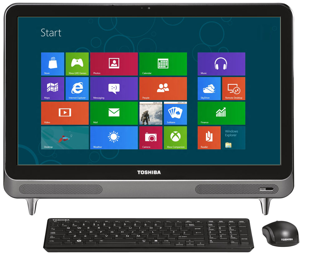 Toshiba lx830 12c - Comparateur d ordinateur de bureau ...