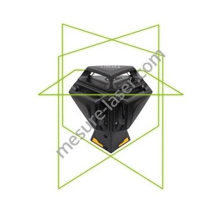 stanley cniveau laser vert multilignes automatique x3 360. Black Bedroom Furniture Sets. Home Design Ideas