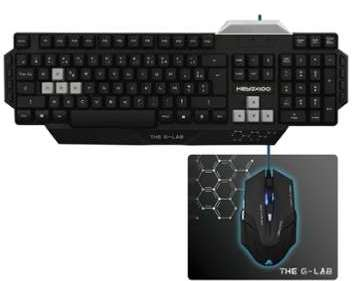 Pack Clavier Souris The G-LAB