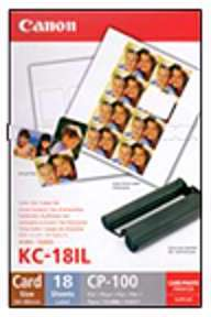 Kit KC-18IF Stickers carte