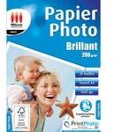 Papier Photo Brillant A4 200g