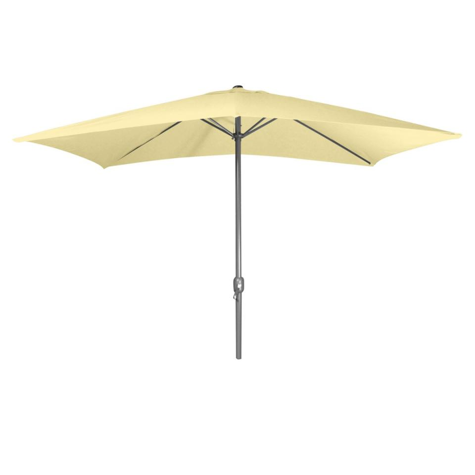 Cat gorie parasol page 2 du guide et comparateur d 39 achat - Parasol deporte rectangulaire inclinable ...