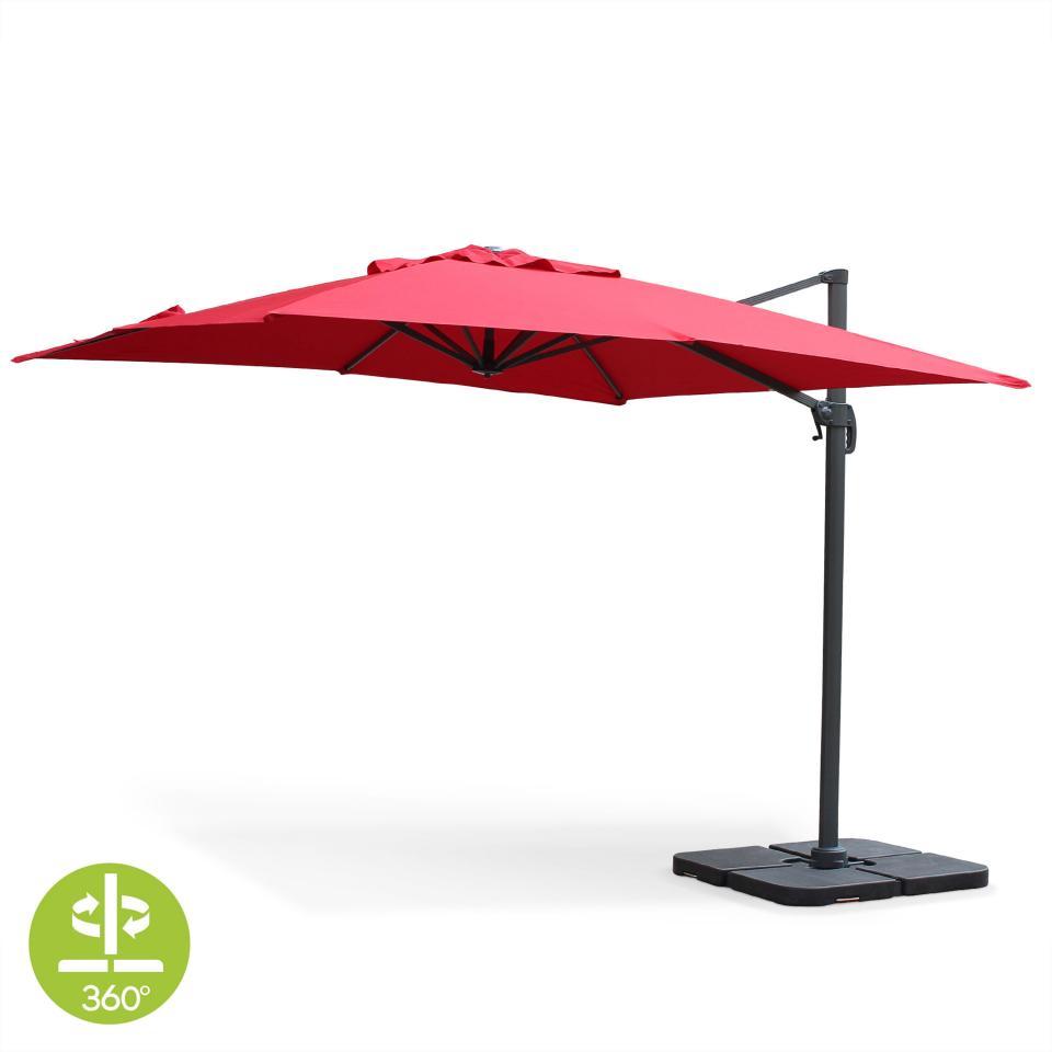 Cat gorie parasol du guide et comparateur d 39 achat - Parasol deporte solde ...