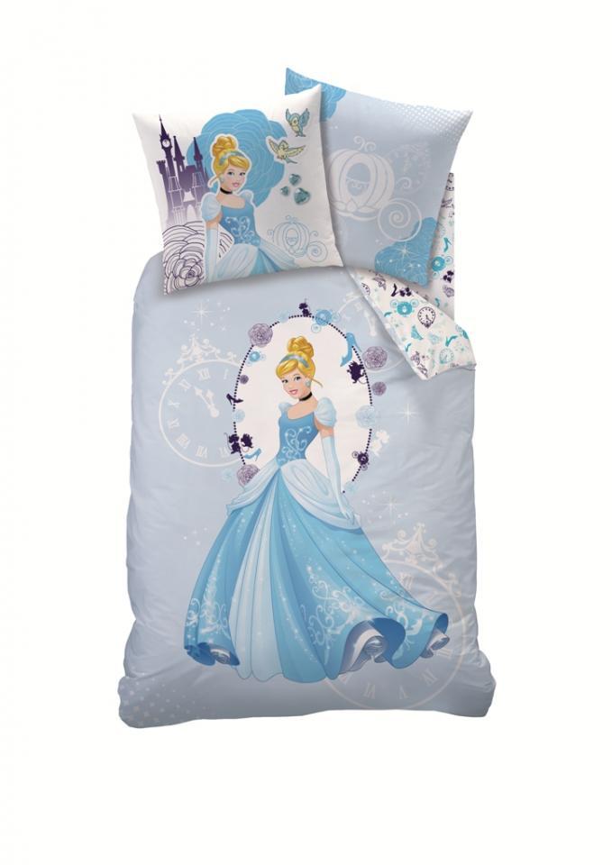 Disney housse de couette princess midnight for Housse couette disney