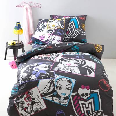 Monster guide d 39 achat - Housse de couette monster high ...