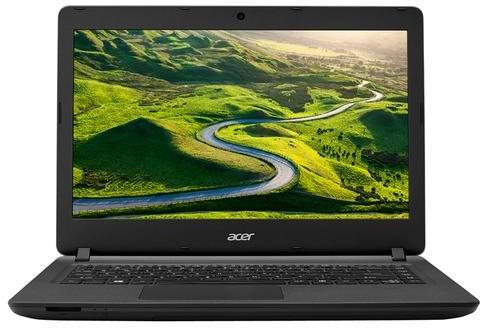 ordinateur portable 14 acer es1 432 c5s2 noir. Black Bedroom Furniture Sets. Home Design Ideas