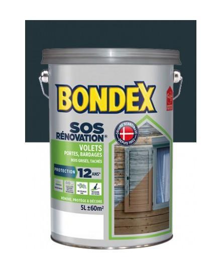 Peinture ushuaia bondex id e inspirante pour la conception de la maison for Peinture ushuaia