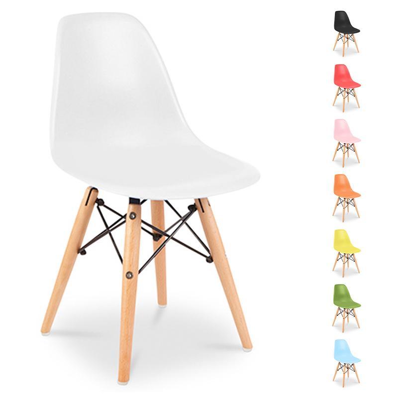 Catgorie petites chaises du guide et comparateur d 39 achat for Chaise eames pour enfant