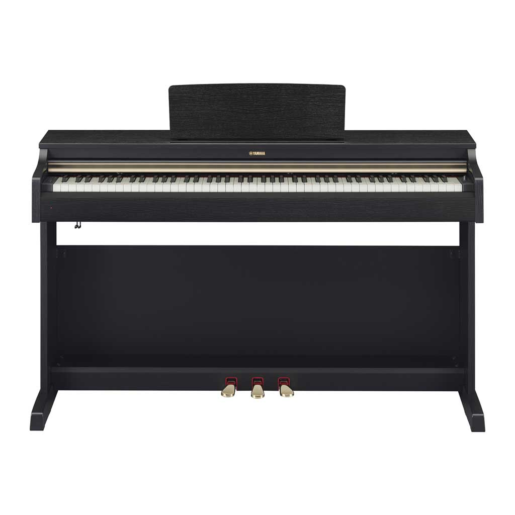 yamaha ydp 162 b noyer noir cat gorie piano. Black Bedroom Furniture Sets. Home Design Ideas