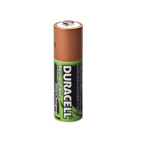 Duracell c accus nimh lr06 blister de 4 - Pile rechargeable aa ...
